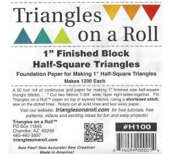 supporto in carta per cucire blocchi composti