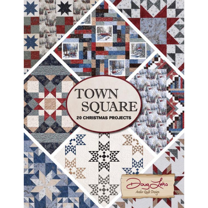 Town Square 62 pagine by Dou Leko