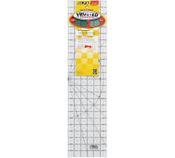 "Squadra Plexiglass Frosted 6 ""  x 24"""