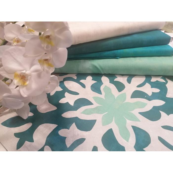Corso Online Quilt Hawaiian con kit