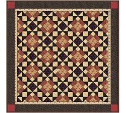Quilt Mix n° 9 misura cm 115 x 115