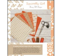 Squirrelly Girl By Bunny Hill Design Layer Cake
