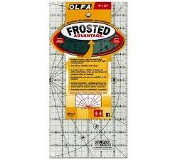 "Squadra Plexiglass Frosted 6 ""  x 12"""