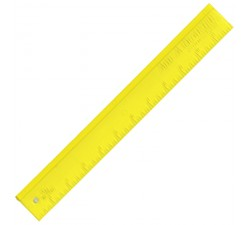 Add a quarter ruler 12 inch